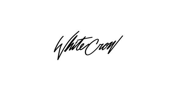 White Crow on Side-Commerce